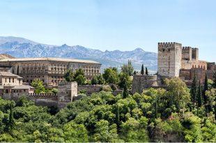 Alhambra Andalousie