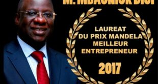 L'Africain Leadership